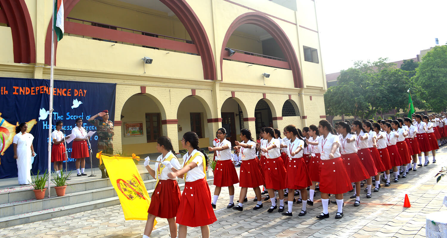 Best Schools In Agra